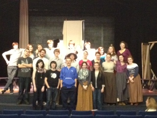 Witchcraft at SHS: SHS Brings The Crucible Alive on Stage