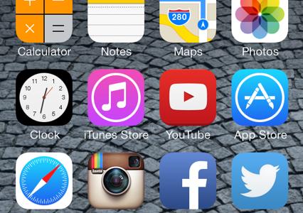 iOS7: revolutionizing the Apple brand