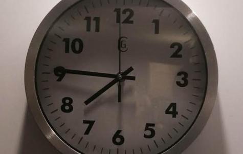 Keep SHS Start Time at 8:10 a.m.