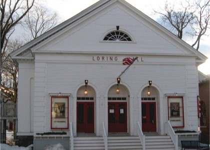 Loring Hall Theatre Review