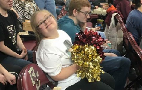 Best Buddies takes on the Boston College Basketball Game