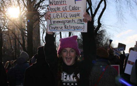 Women's March on Boston Feels Like Democracy