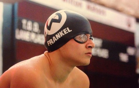 January Athlete of the Month: Ryan Frankel