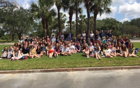 SHS Music Department Returns from Disney