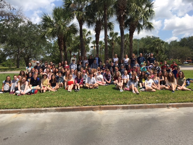 SHS+Music+Department+traveled+to+Orlando%2C+Florida