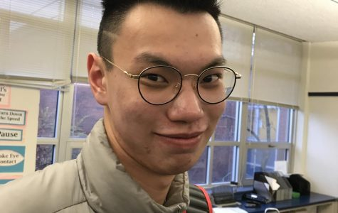Chinese Exchange Student Excited to Be at SHS