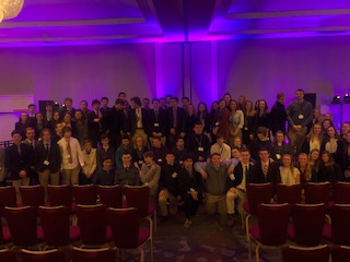 SHS students had a strong showing at this year's DECA conference.