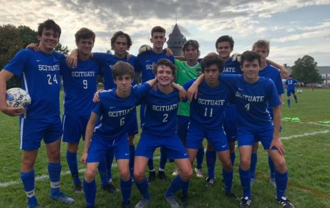 Smooth Sailing for Scituate Sailors Boys' Soccer
