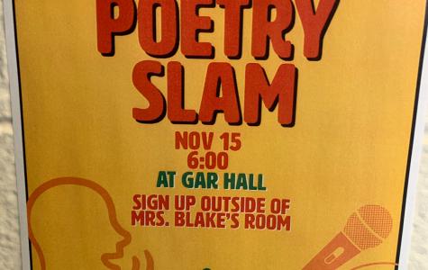 SHS Poets–Start Slamming!