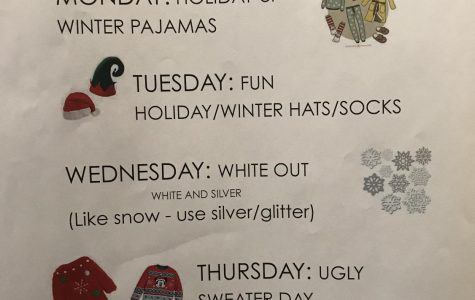 December 16th-20th Filled with Festivity at SHS