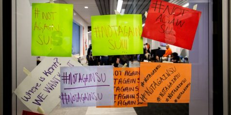 Syracuse Students Form #NotAgainSU Movement