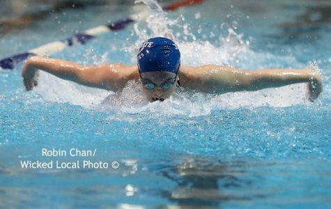 SHS Swim Record Broken By Freshman Megan Nelson