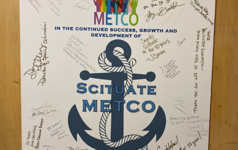 Scituate High School's METCO Students Attend Conference