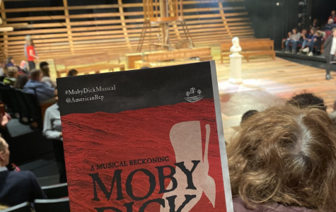 Moby Dick Musical and an Analysis on Unconventional Musical Theatre