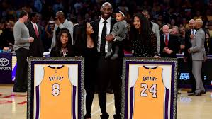 #8 and #24 Play a Key Role in NBA Tributes
