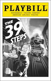 The 39 Steps Performed on March 6th and 7th in the PAC