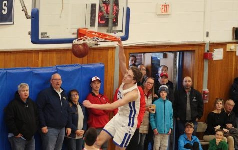 Scituate Boys Basketball Powers Past Hingham