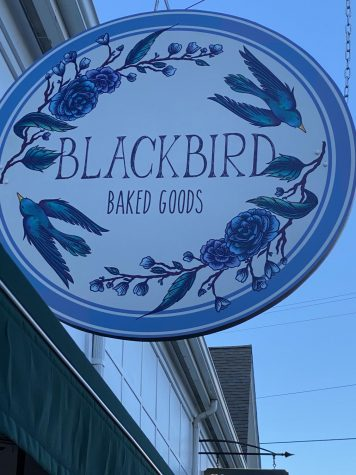 Blackbird Baked Goods is located on Front Street in Scituate Harbor