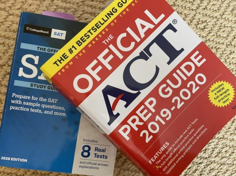 The SAT vs. The ACT