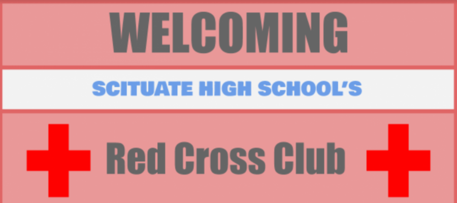 Welcoming Scituate High's Newest Addition: The Red Cross Club