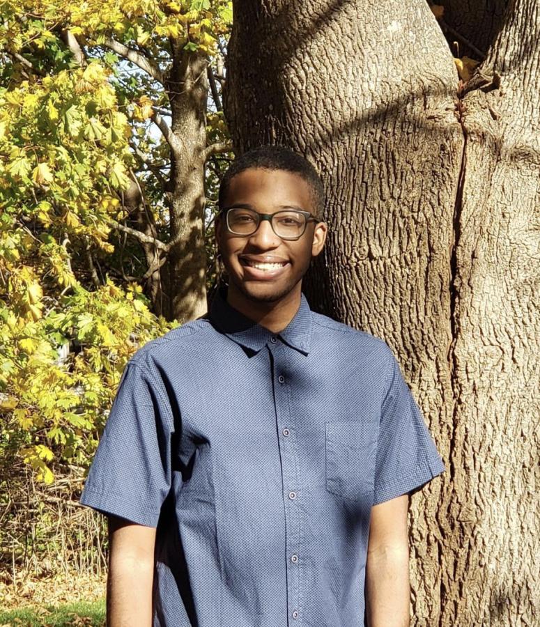 Jamari Wilkerson Participates in A Beautiful Resistance