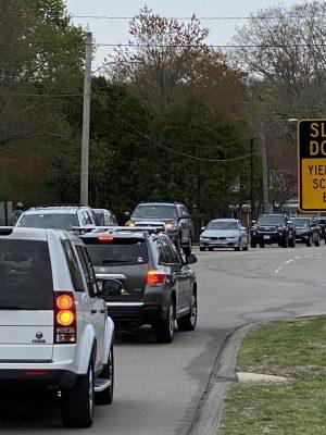Traffic Headaches Continue at Gates and SHS