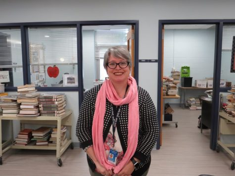 SHS Welcomes New Librarian