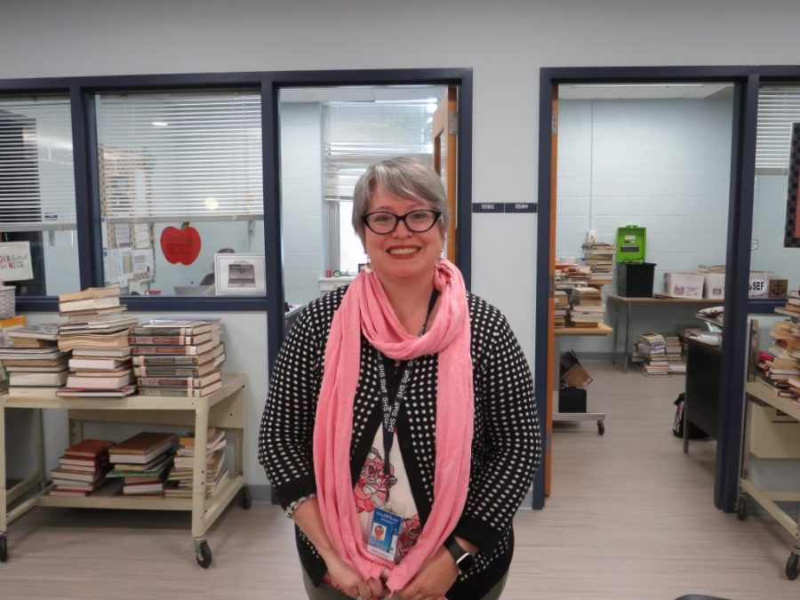 SHS+Welcomes+New+Librarian