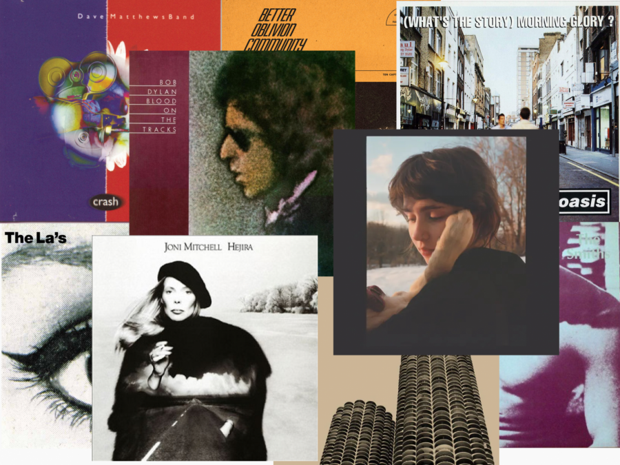 Essential Albums to Ring in Autumn