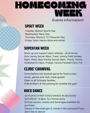 Homecoming Week Promotes Sailor Pride